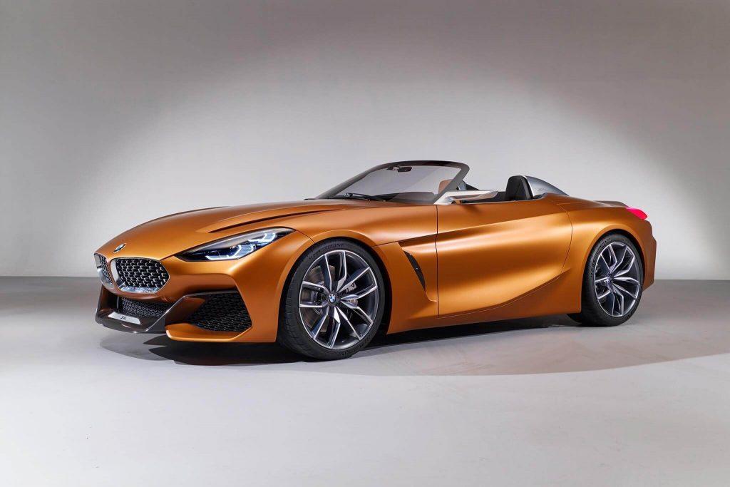 BMW, BMW Z4, 2019 BMW Z4