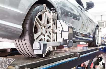 Car Wheel Alignment