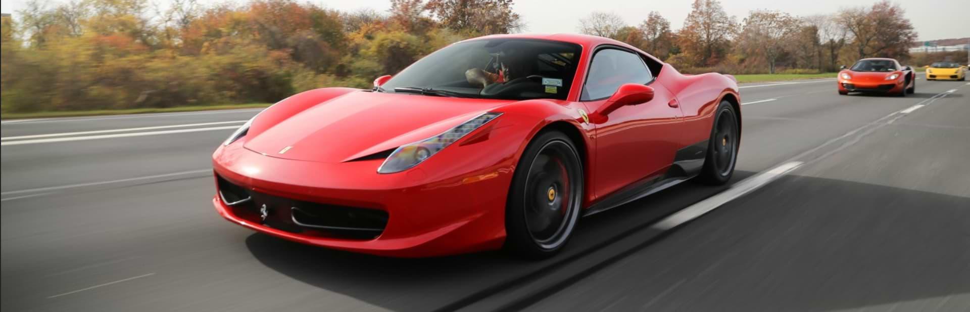 Ferrari Repair & Service