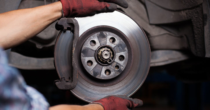 Land Rover Brake Repair