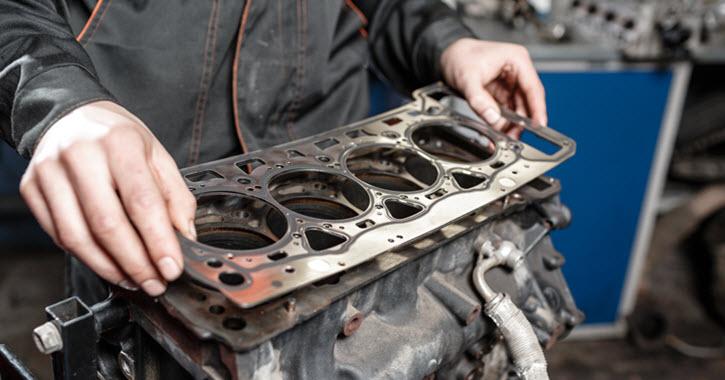Land Rover Head Gasket Repair
