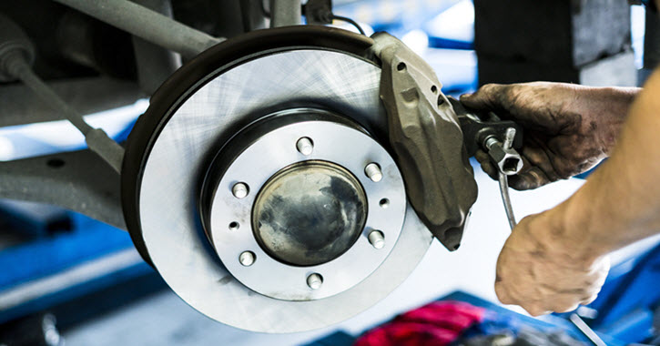 Jaguar Brake Servicing