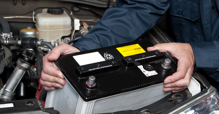 Porsche Battery Replacement