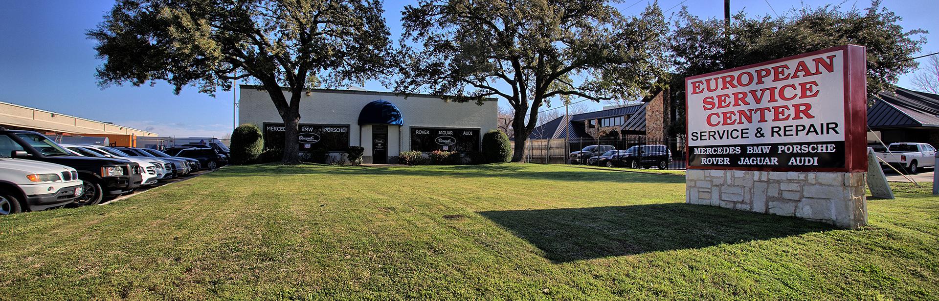 European Service Center Dallas Cedar Springs