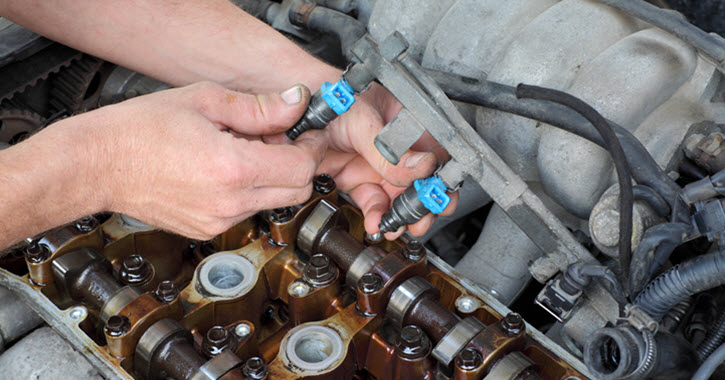 MINI Fuel Injector Malfunction Check
