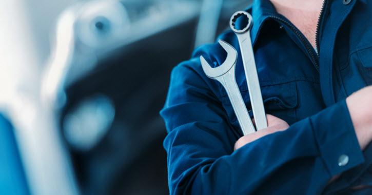 Mercedes Sprinter Scheduled Maintenance