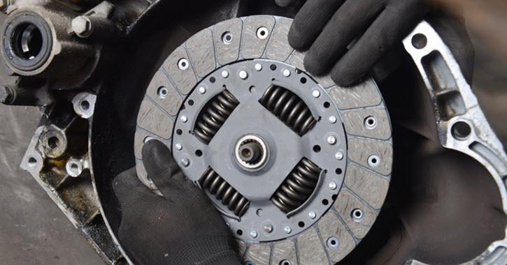 Aston Martin Clutch Repair