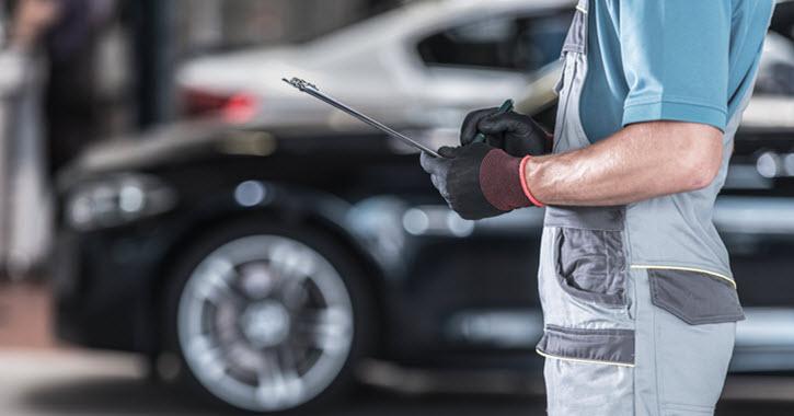 Ferrari Convertible Top Repair