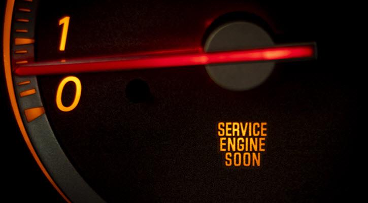 BMW Service Engine Soon Warning