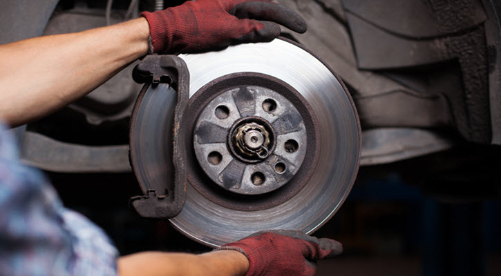 Aston Martin Brake Repair