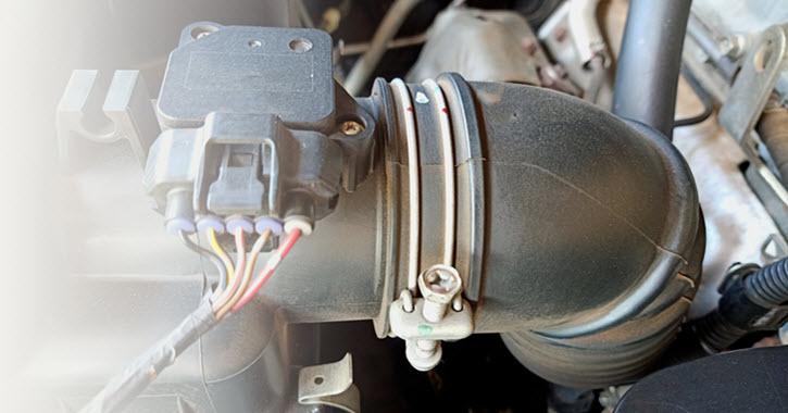 Volkswagen Mass Airflow Sensor Inspection