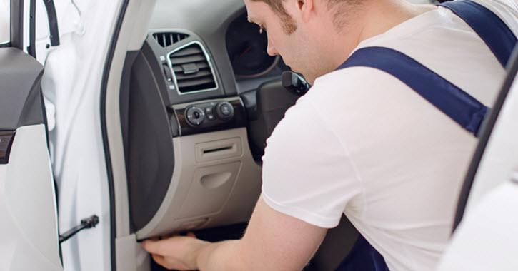 Volkswagen Airbag Repair
