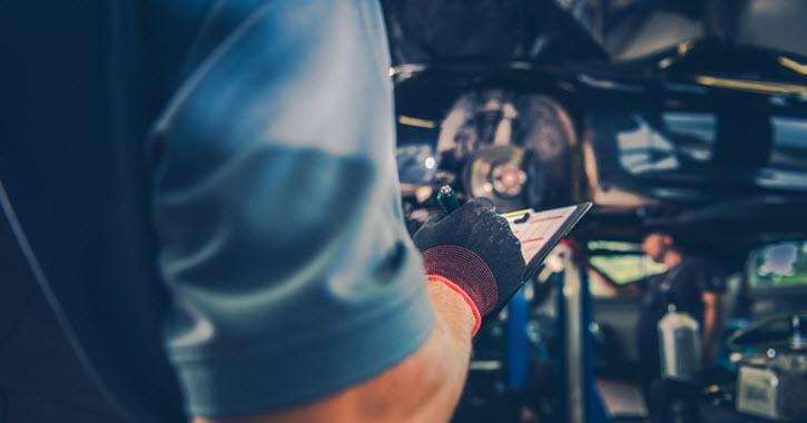 Sprinter Exhaust Flex Pipe Leak Repair