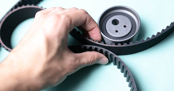 Land Rover Timing Belt & Idler Pulley